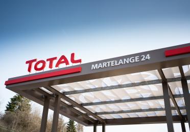 Station TOTAL Martelange 24