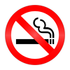 Heizöllieferung Total. Rauchverbot