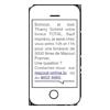 SMS livraison mazout Total