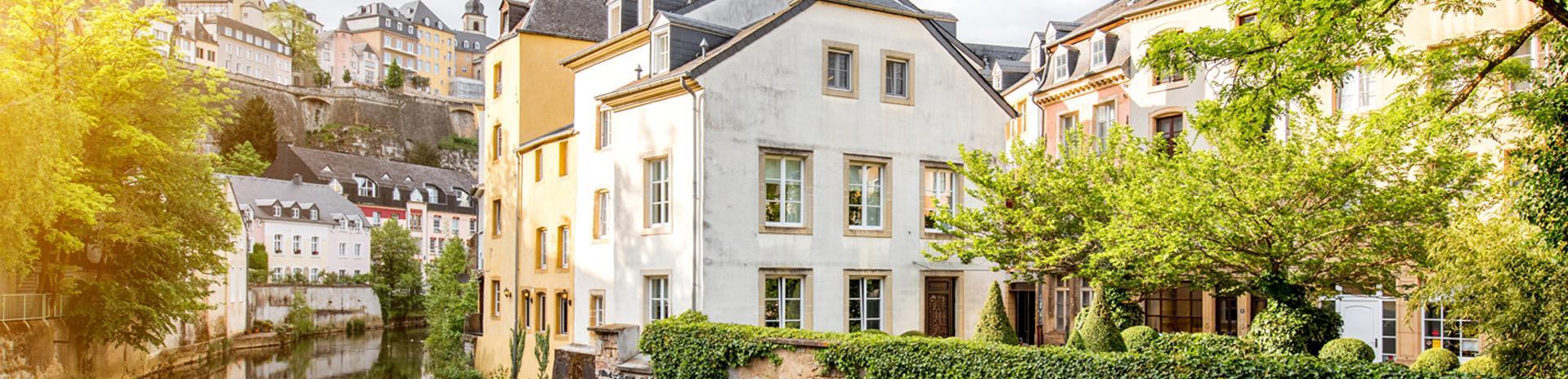 Maison au Luxembourg