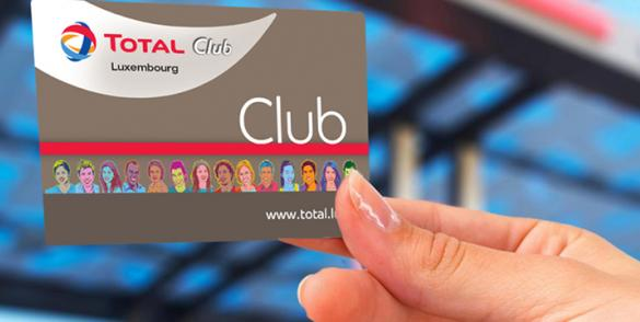 Carte Total Club