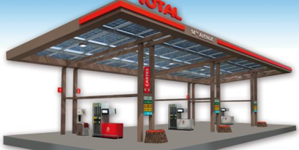 Station-service TotalEnergies